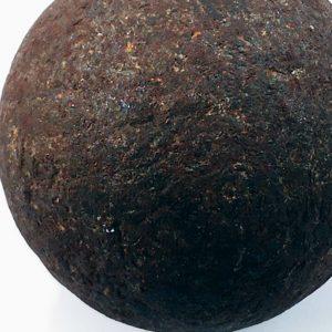 Vintage Metal Petanque Ball