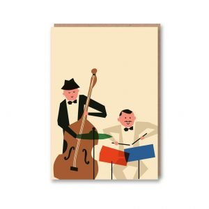 Anna Kovecses Jazz Card