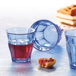 Duralex Picardie Tumbler Glasses x4
