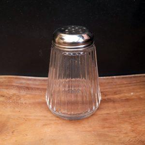 Vintage Glass Sugar Sifter