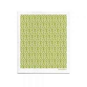 Green Leaves Eco Swedish Dishcloth