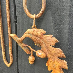 Metal Ornate Hanging Wall Sconces