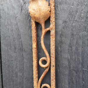 Vintage French Ornate Wall Mounted Vine Supports