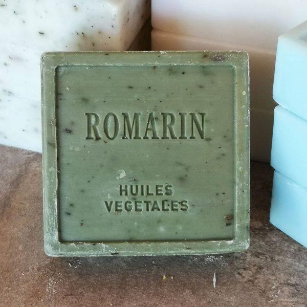 Savon De Marseille Romarin Soap 145g