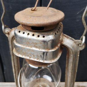 Vintage Kissan Oil Lantern